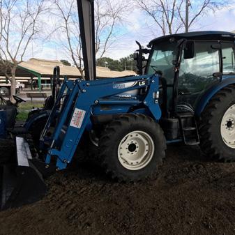 LS Tractor 97040