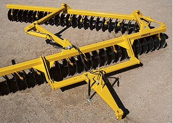 600 DISC HARROW
