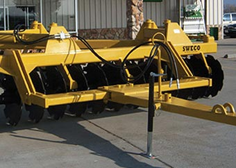 800 DISC HARROW