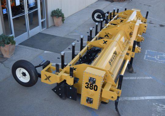 360 Mulcher