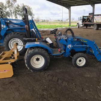 LS Tractor XJ2025H