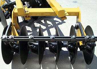 500-3P DISC HARROW